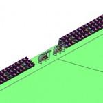 Сборка футбольного поля 3