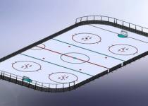 Сборка хок поля 60х30-3